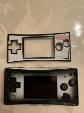 RARE CK Nintendo Gameboy Micro Console Collector's Artist-Painted ONLY ONE MADE!