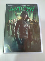 Arrow Segunda Temporada Completa DC Comics - 5 x DVD Español Ingles