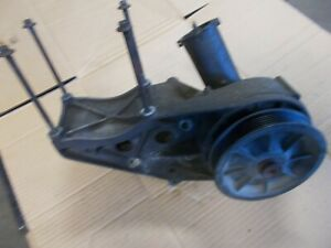 Ford F150 5.0L V8 Power Steering Pump Pulley Mounting Bracket 93 94 95 Used OEM
