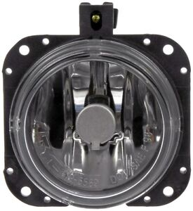 FITS 02-05 MITSUBISHI ECLIPSE & 04-08 GALANT DRIVER/PASSENGER FOG LAMP ASSEMBLY