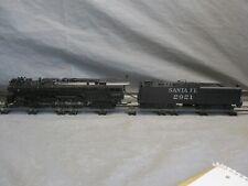 American Models S Scale Santa Fe Northern Steam Locomotive #48-401-21