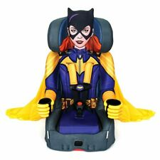 Kids Embrace Combination 2 in 1 Booster Forward Facing Car Seat, DC BatGirl