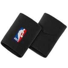 NIKE Elite Dri Fit Wristbands NBA Black New in Package Set of 2.
