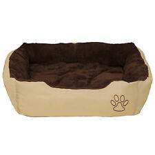 Lit pour chien 90x70x18cm pour chiens panier corbeille couchage NEUF