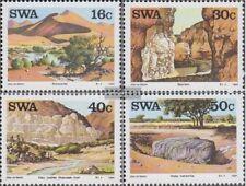 Namibia - Südwestafrika 621-624 (kompl.Ausg.) gestempelt 1988 Sehenswürdigkeiten