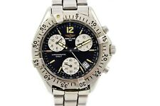Breitling Colt Chronograph A53035 Quartz Mens Stainless Steel Watch 1559