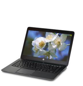 "14"" HP ZBOOK 14, i7 4th Gen, 2.1 GHZ, SSD 32GB| SATA 750GB, 16GB, W10P, 1YR WTY"