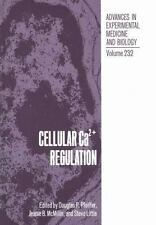 Cellular Ca2+ Regulation (Critical Issues in Neuropsychology)-ExLibrary