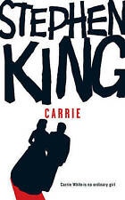 Carrie, King, Stephen Paperback Book