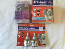 AUTH NEW FELIWAY MULTICAT CONSTANT HARMONY BETWEEN CATS AT HOME SET 4 BAGS