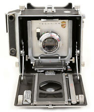 "Linhof Technika Master 4x5"" (9x12cm) + Press Xenar 4,7/127 Schneider Cond. B/C"