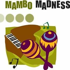 Mambo Madness Audio CD Various Artists