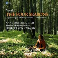 Anne-Sophie Mutter Herbert Von Karajan - Vivaldi: The Four Season (NEW VINYL LP)