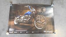 2000 Yamaha V-Star Classic Dealer Exclusive Poster