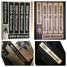 KIT RIFRANGENTI REFLECTIVE BMW MOTORRAD STICKERS BLACK NERO The1200stickerS