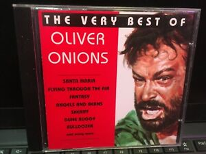 SOUNDTRACK: THE VERY BEST OF OLIVER ONIONS - CD, Terence Hill, Bud Spencer