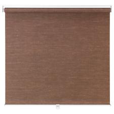 "Ikea Bleking Roller Blind Red-Brown 26x76 ¾ "" 604.598.87"