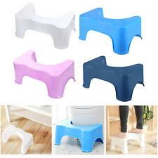Anti-skid Toilet Step Stool Potty Kids Adults Bathroom Disability Aid Ladder