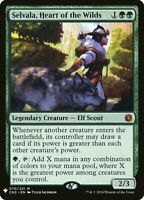 Selvala, Heart of the Wilds x1 Magic the Gathering 1x Mystery Booster mtg card