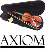 Axiom Professional 4/4 Violin Outfit - Superior Grade Full Size violin set