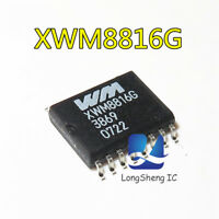 5PCS New original XWM8816G XWM8816GEDW WM8816 WM8816G SOP-16