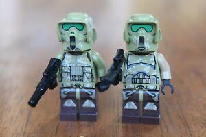 1x LEGO Star Wars Minifig 41st Elite Corps Kashyyyk Trooper sw1002 75151