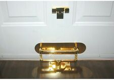 Home Security Lock Door Bar Safety Steel Anti Burglar Home Guard Handle Secure