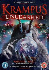 Krampus Unleashed -  horror DVD - Fast Despatch