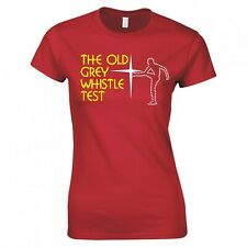 "MUSIC TV ""THE OLD GREY WHISTLE TEST"" SKINNY FIT T-SHIRT"