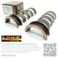 "ACL RACE MAIN BEARINGS -0.010"" V6 L67 S/C 3.8L [HOLDEN VS-VT-VX-VY COMMODORE]"