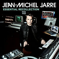 Jean-Michel Jarre : Essential Recollection CD (2015) ***NEW*** Amazing Value