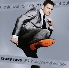 """MICHAEL BUBLE """"CRAZY LOVE (HOLLYWOOD EDITION)"""" 2 CD NEW+"""