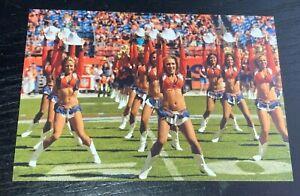 DENVER BRONCOS sexy NFL CHEERLEADER 🏈 4x6 GLOSSY PHOTO 🏈 hot candid (#G197)