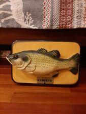 New listing Al's Dancing Fish Singing Fish Elvis