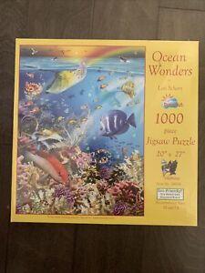 SunsOut 1000 piece Puzzle Ocean Wonders
