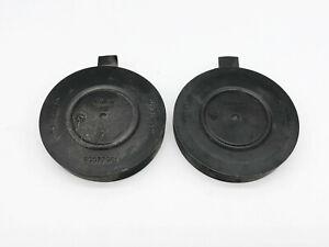 2x OEM Volvo S 60 V 70 Xenon Headlight Low Beam Bulb Back Cover Rear Cap Boot