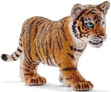 SCHLEICH 14730 jóvenes de tigre 7cm SERIE ANIMALES SALVAJES