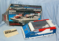 Vintage 1984 Bandai GoDaikin BIO DRAGON Spaceship Aircraft Carrier - NICE!