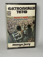 Mungo Jerry - Electronically Tested - Cassette Tape