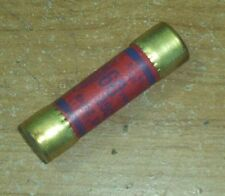 BUSS CARTRIDGE FUSE 60 AMP VARIOUS  NON-RENEWABLE 250V 3 IN LONG 3/4 DIA.