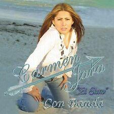 Carmen Jara Con Banda CD New Nuevo Sealed