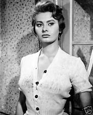 Sophia Loren 5x7 Movie Memorabilia FREE US SHIPPING