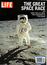 Life Magazine: The Great Space Race NEW