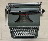 Vintage Olympia SM3 Typewriter, Perfect Condition, Working, 1956, Elite