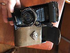 Vintage Voigtlander Bessa Folding Camera w/ Anastigmat Voigtar Lens