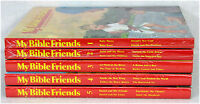 NEW My Bible Friends Etta Degering 5 vol set Kids Bible Stories HC 1 2 3 4 Lot