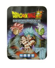 Dragon Ball Super: Heroic Battle Game in Tin Case *New & Sealed AU Stock*