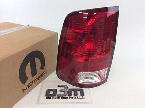 2009 - 2017 Dodge Ram 1500 2500 3500 LH driver Side Tail Light Lamp new OEM
