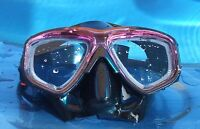 WILCOMP Scuba Diving Mask with Optical Corrective Lenses WIL-DM-50 (-1.5)