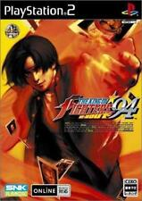 Used PS2 The King of Fighters '94 Re-bout SNK SONY PLAYSTATION JAPAN IMPORT